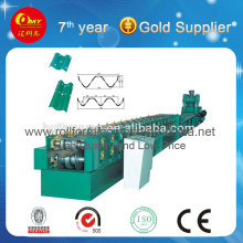 Metal Steel Guardrail Roll Forming Machine