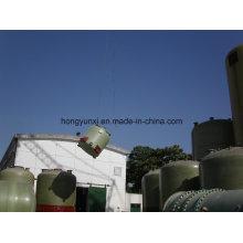 Armazenamento de solventes FRP / Fibra de vidro Tanques