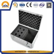 Caixa de armazenamento de disco microfone para 6 Mic (Hf-5213)