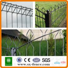 ISO9001powder покрытием сварная ограда