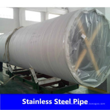 Geschweißtes Edelstahlrohr ASTM A316L aus China