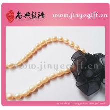 Fashion Beach Jewelry Natural Style perle d'eau douce perle sexy bretelles