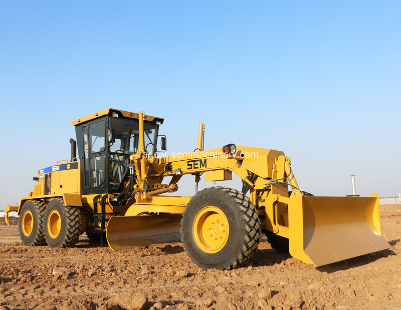 Cat 210 / 220hp Motor Grader For Russia