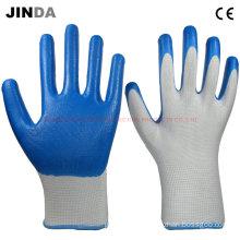 Nitrile-Nylon Work Gloves (NS018)