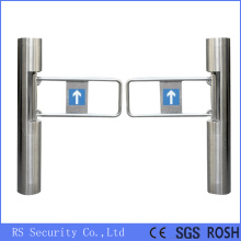 304 Stainless Steel Supermarket Swing Barrier Gate