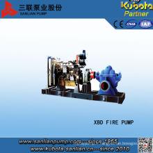 Pompe à incendie d'urgence par Anhui Sanlian