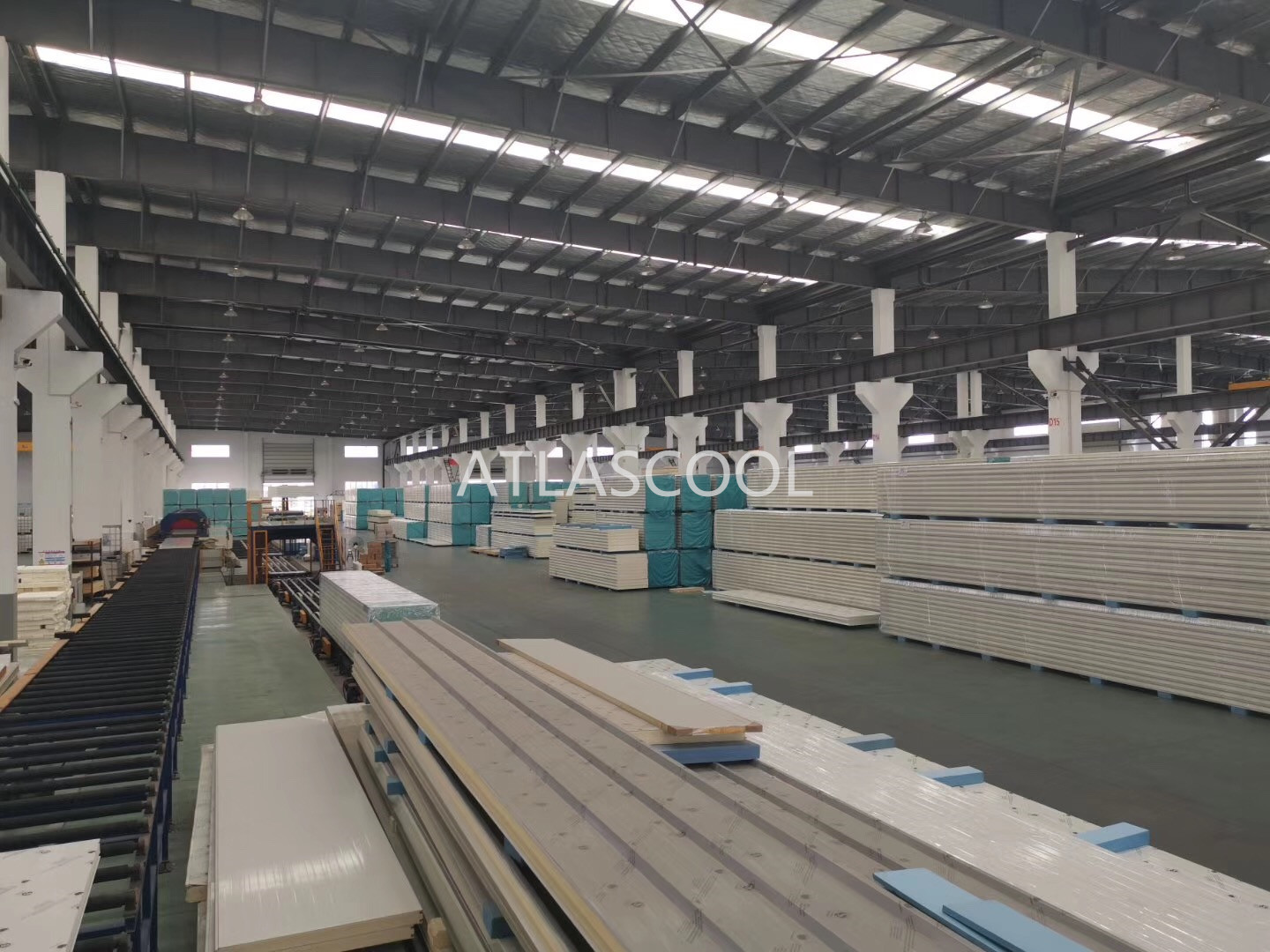 insulation panels for cold rooms