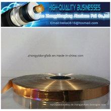 Isoliermaterial Kupfer Mylar Folienband für Kabelschild