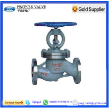 Cast steel astm a216 wcb cast steel 6 inch globe valve pn16