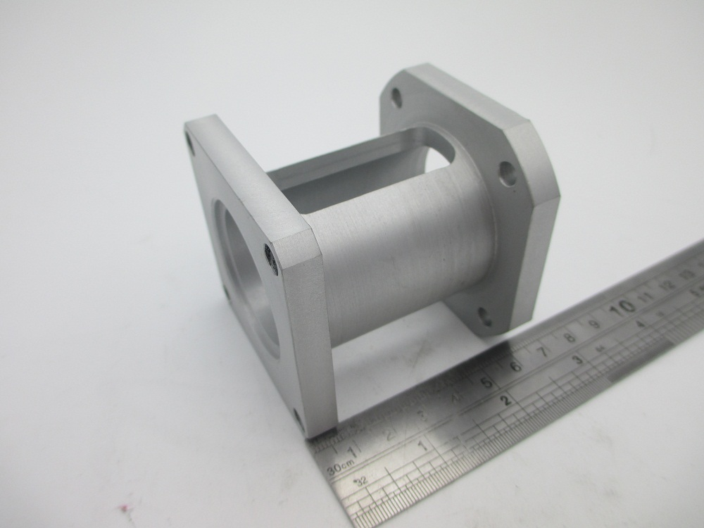Non Standard Aluminum Natural Anodizing Cnc Parts