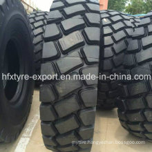 Rough Terrain Crane Tyre, Tyre for Reach-Stacker, Container-Handler 18.00r33 21.00r35 24.00r35 Loader Tyre, OTR Tyre