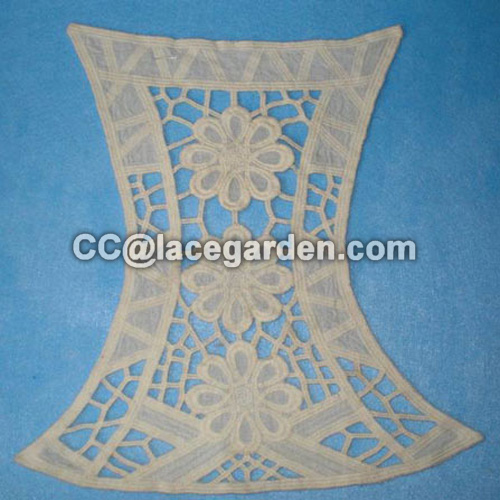 Special Embroidery Cotton Lace Motif