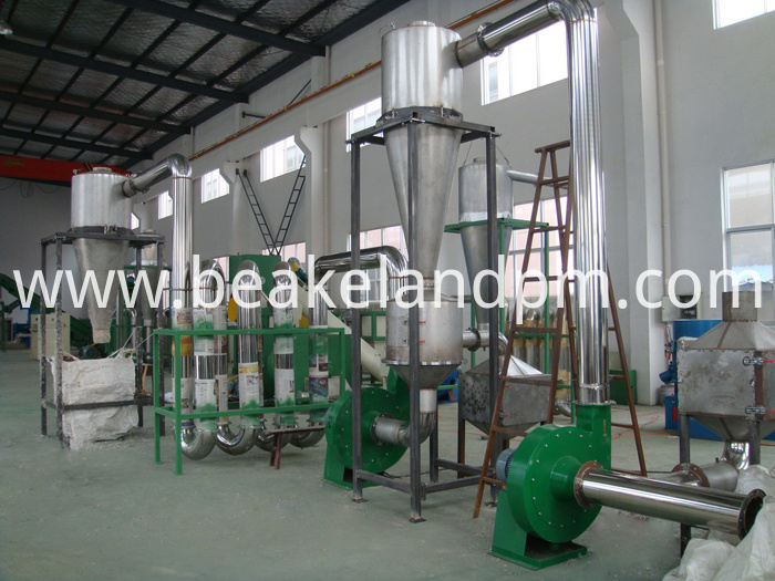 Plastic Film Hot Air Drying System