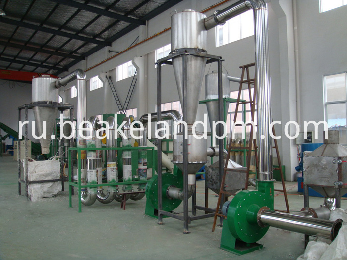 Pipe Drying Line