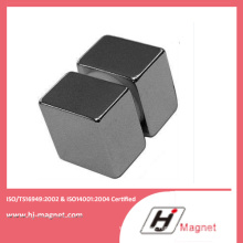 High Force Ni Coating Block NdFeB Magnet N50
