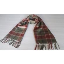 Bufanda de cachemira cómoda venta caliente