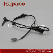 Good price rear abs wheel speed sensor MN102245 for Mitsubishi