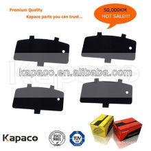Kapaco Premium Quality Car Frein Pad Acier Caoutchouc 772-D885 OEM 04466-33090 pour Toyota