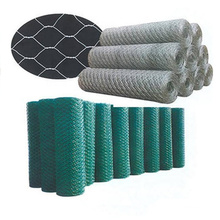 Specializing in the production and sale of  Galvanized Hexagonal wire netting/ wire mesh/Chicken wire