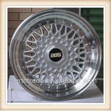 Новый дизайн bbs хромированные диски