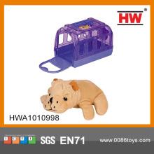 人気プラスチック動物ケージの新しいおもちゃ