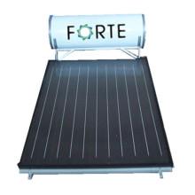 Colector de calor de placa plana del sistema de placa de célula solar