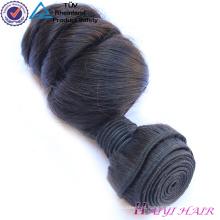 Onda solta livre do emaranhado macio não processado do Weave brasileiro do cabelo do Virgin 8a