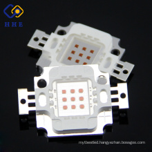 good quality better price high lumen 10w yellow led chip for flood light