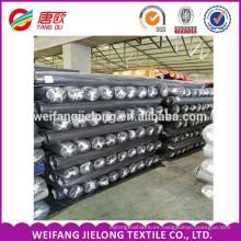 Stock Poly / tela de algodón / textiles al por mayor de alta calidad 100% tela de tela cruzada de algodón