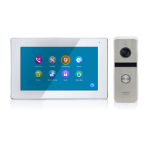2019 HOT SELL home security system video door phone With Night Vision and Anti-theft function