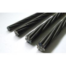 Acier galvanisé Strande Wire 7 / 4.0mm
