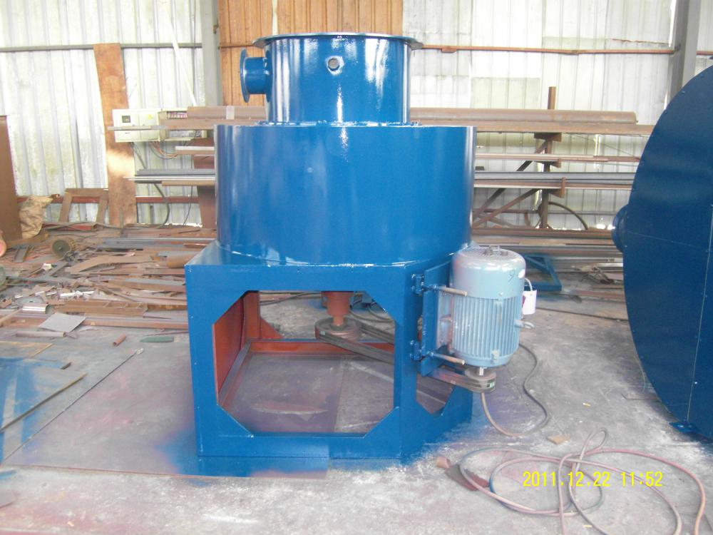 Hoog rendement Suspension Spin Flash Drying Machine