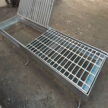 Trench Grate Drain Covers