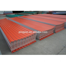 Low Cost PVC Plastic Roof Tiles for Sale