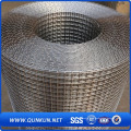 Galvanized or PVC Coated Iron Welded Wire Mesh