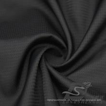 Wasser & Wind-resistent Outdoor Sportswear Daunenjacke Gewebe Phantom Plaid Jacquard 100% Polyester Filament Gewebe (53209)