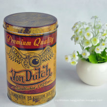 Danish Butter Cookies Tin, Tall Cookie Tins, Holiday Cookie Tins