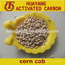 Gránulo de mazorca de maíz de China precio de fábrica