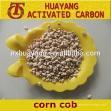 Chine usine prix maïs cob granule