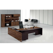 Modern Elegant Wooden Office Executive Manager Table (HF-TWB105)