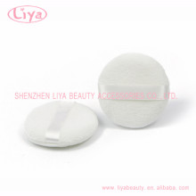 Custom Logo Cosmetic Cotton Puff From Factory