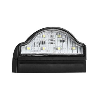 ECE LED Truck Trailer No Plate Lamps