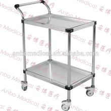 Stainless Steel Assemble Cleaning Trolley