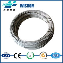 Nickel Welding Wire Inconel 625 Aws A5.14 Ernicrmo-3