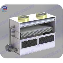 Geschlossene kleine rechteckige Flüssigkühlanlage
