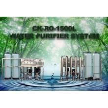 Filtro avançado de água da torneira da osmose reversa para a fábrica química