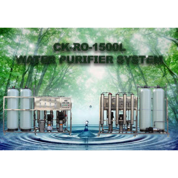 Advanced Reverse Osmosis Tap Water Filter for Chemical Factory