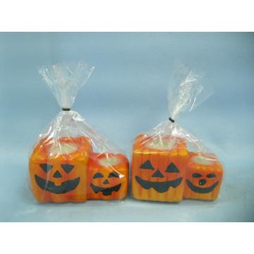Halloween Candle Shape Ceramic Crafts (LOE2370-9z)