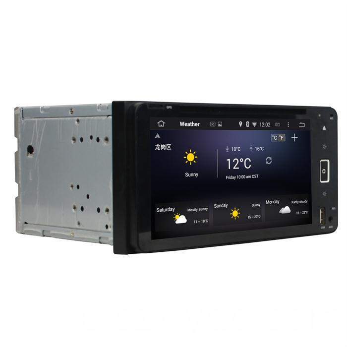 TOYOTA CAR 4G PLAYER FOR UNIVERSAL
