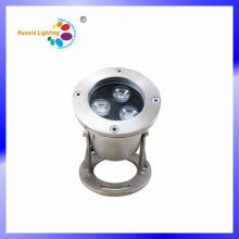 3W 316 Stainless Steel Underwater LED Dock Light